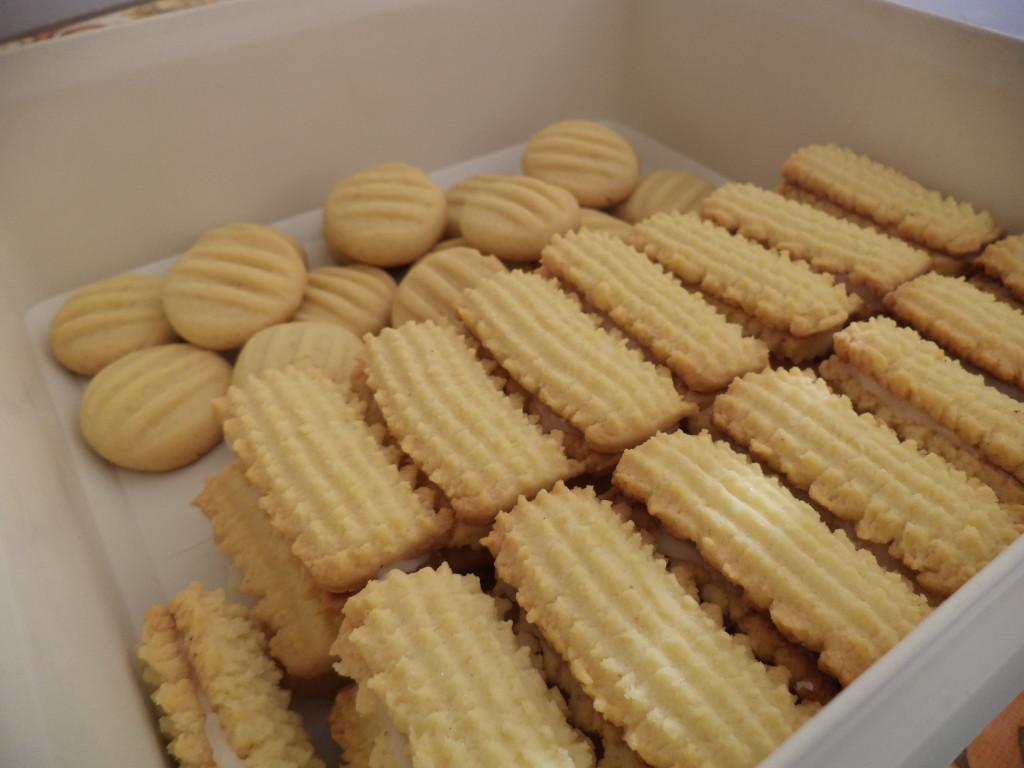 Gluten free soentjie cookies