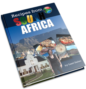 English version Recipes from South Africa 2