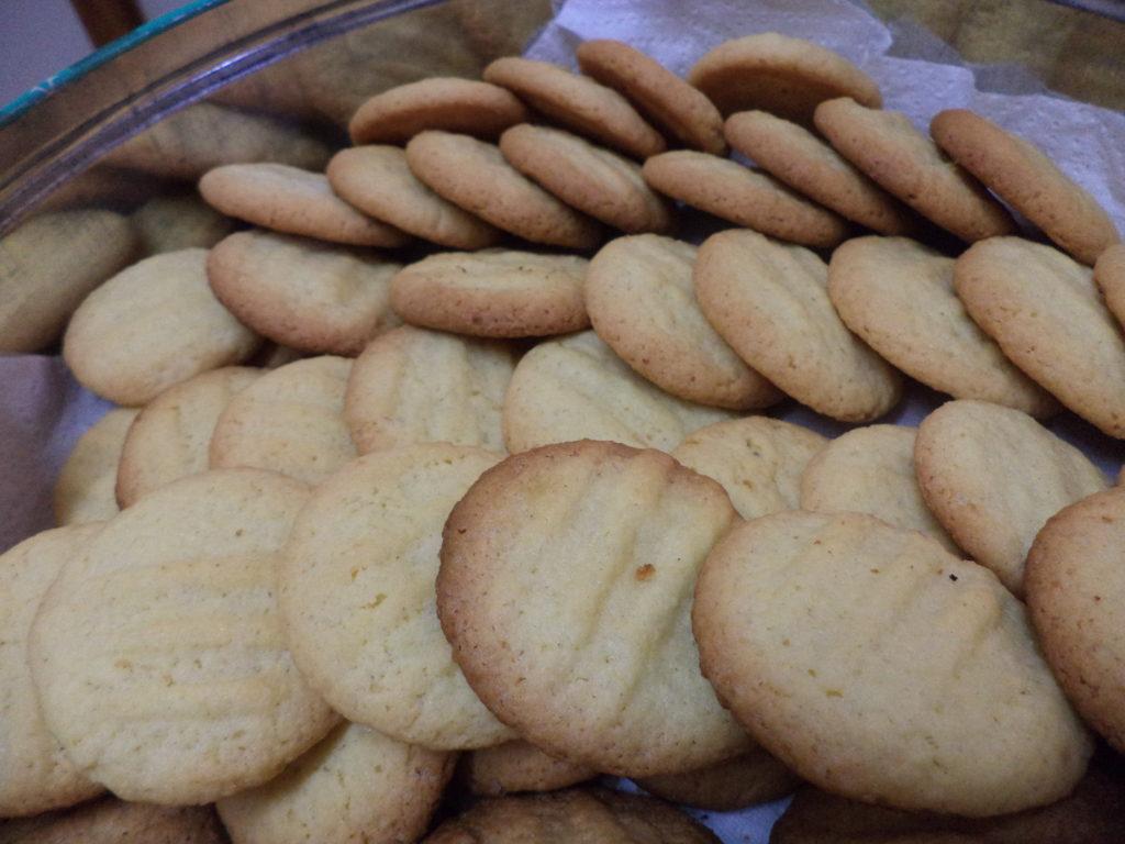 Soetkoekies from South Africa (sweet biscuits)