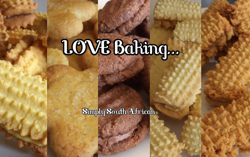 South African baking